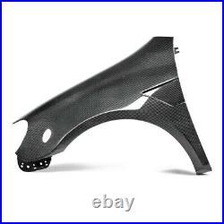 SEIBON Carbon Fiber (2) Fenders +10mm for 10-14 Golf/GTI MK6