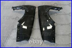 SEIBON Carbon Fiber (2) Fenders for 99-05 Golf MK3