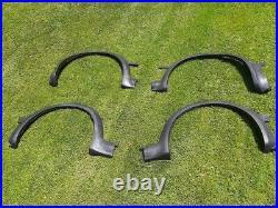 Set Of Fender Flares Step of Wheels Volkswagen Golf II mk2 Gti 191Z71680B