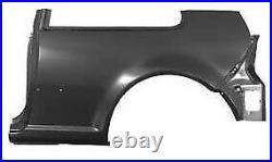 Side Fender Rear LH for Volkswagen Golf 4 1997 A 2003 3 Doors