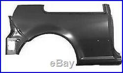 Side Fender Rear Right for Volkswagen Golf 4 1997 a 2003 3 Doors