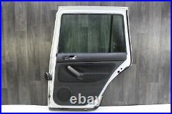 TÜR hinten rechts + VW Golf 4 IV Bora 1J Variant Kombi 99-06 + Reflexsilber LA7W