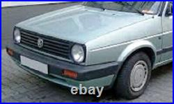 VOLKSWAGEN VW GOLF II MK2 MOD 1984 88 FRONT PAIR INNER FENDER PANEL WithCHASSIS