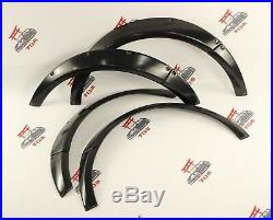 VW GOLF GTI MK5 Fender Flares R32 Wheel Arches Extensions 30mm Width SET OF 8PCS