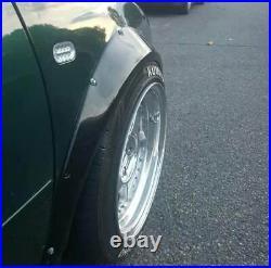 VW Golf 4 Wide Body Kit Wheel Arches Golf MK4 Fender Flares Set 8pcs Fit GTI