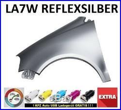 VW Golf 5 1K1 Mudguard LA7W Reflex Silver Right+Left New Year 03-09