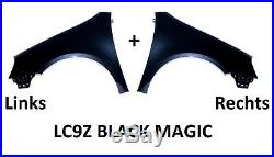 VW Golf 5 1K1 Mudguard LC9Z Black Magic Right+Left New Year 03-09 New Painted