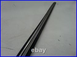 VW Golf Cabriolet Right Front Fender Door Rub Strip Molding Chrome MK1 OEM