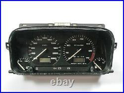 VW Golf III 3 1,8l ABS 2,0l 2E Instrument Cluster Mfa Tacho 220km/H 1H6919880 X