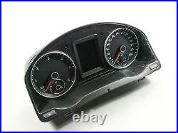 VW Golf VI Plus II 521 1,6 2,0 Tdi Instrument Cluster Combinatorial Unit Tacho
