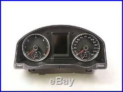 VW Golf VI Plus II 521 Jetta V Tdi Instrument Cluster Combinatorial Unit Tacho