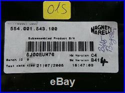 VW Golf V 5 1,4l Bud 80PS Instrument Cluster Combinatorial Unit Tacho 220km/H