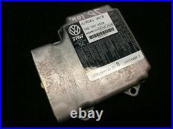 VW Passat Tiguan 5N CC Airbag Steuergerät control unit for airbag 5N0959655R