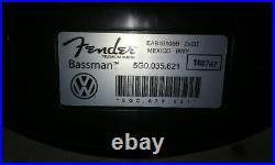VW Volkswagen GOLF GTI 2016 Fender Bassman Subwoofer Speaker 784704