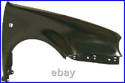 VW Volkswagen Golf MK4 1998-03 New Drivers Front Wing Fender Painted Green LC6X