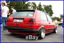 VW volkswagen MK2 GTI 16V Golf Rabbit G60 FENDER FLARE SET euro