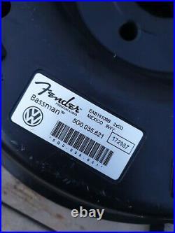 Volkswagen Golf R GTI SUBWOOFER Fender Bassman 4G0035621