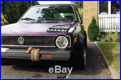 Volkswagen VW Golf Mk1 & Mk2 Fender flares JDM wide body kit 3.5 90mm 4pcs
