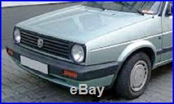 Volkswagen Vw Golf II Mk2 Mod 1984 88 Front Pair Fender Panel Lh Rh Aftermarket