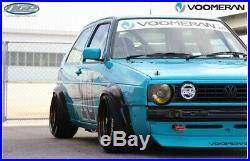 Volkswagen Vw Golf Mk2 Gti G60 Jetta Fender Flares Wide Body Extension Voomeran