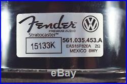 Vw Golf 7 VII 5G US Fender Soundsystem Amplifier Speaker Amp 5Q0035456