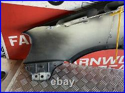 Vw Golf Mk5 2004-08 Front Wing Panel Fender Black Lc9z Driver Right Offside