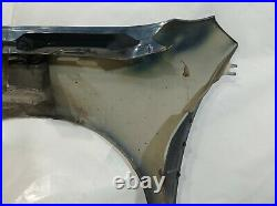 Vw Golf Mk5 2004-08 Front Wing Panel Fender Blue Lc5f Driver Right Off Side