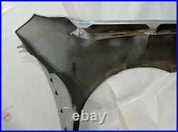 Vw Golf Mk5 2004-08 Front Wing Panel Fender Silver La7w Passenger Left Near Side