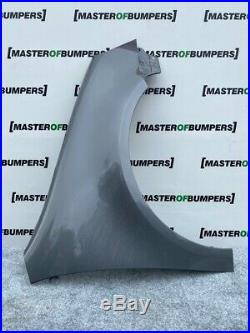 Vw Golf Mk5 2004-2009 Front Wing Fender Right Side O/s Grey Genuine