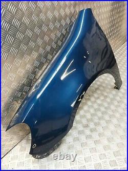 Vw Golf Mk6 08-13 Front Left Passenger Side Nearside Wing Fender Panel In Blue