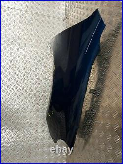 Vw Golf Mk6 08-13 Front Right Driver Side Offside Wing Fender In Blue / Lp5w