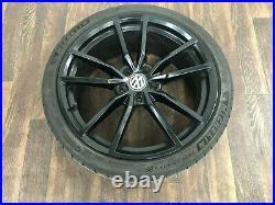 Vw Golf Pretoria 19 Genuine Wheel & Pilot Sport 4s Tyre 5g0601025aj