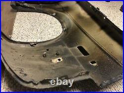 Vw Mk2 Jetta Golf Gli Gti Fender Driver Right Side Black With Flare
