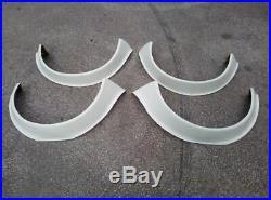 Vw Volkswagen Golf Mk1 Gti Rabbit Berg Cup Kit Wide Body Fender Flares Arches